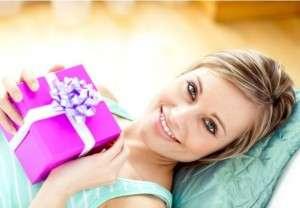 Оригинальные подарки для любимых женщин
